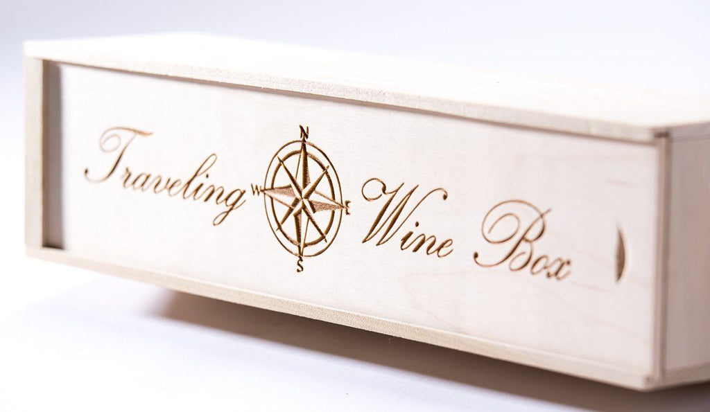 Traveling Wine Box - The Re-Gift that Keeps on Giving