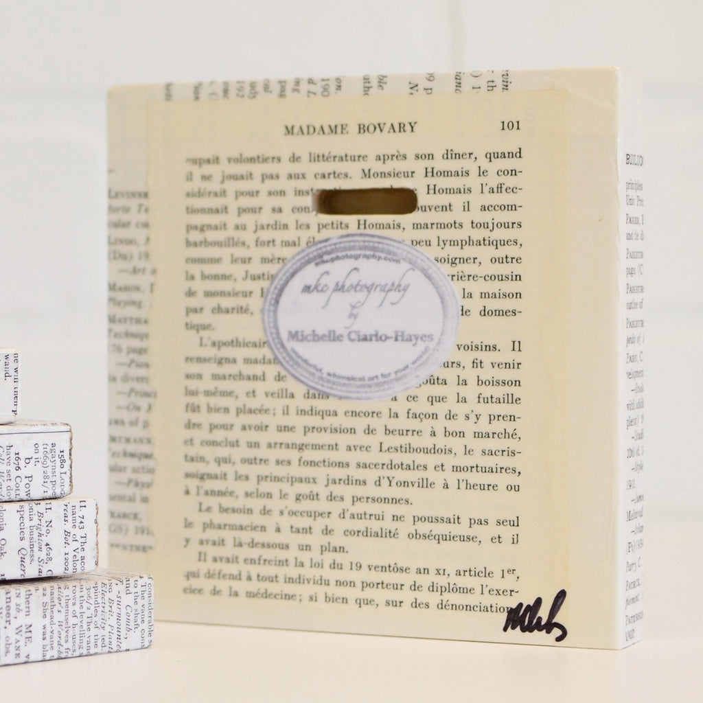 Back of Art Block