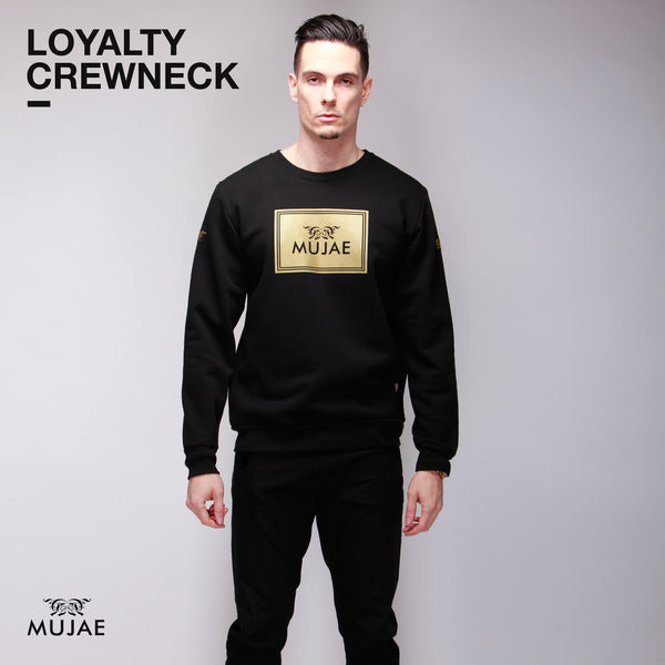 Loyalty Crewneck  Crewnecks - mujaestore