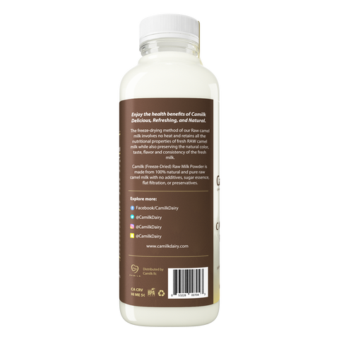 1 Pint - Freeze Dried Raw Milk