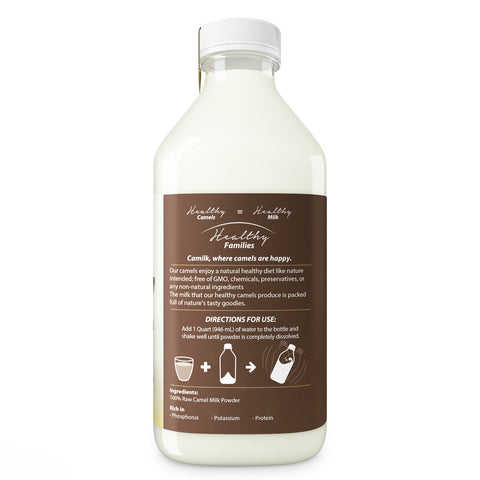1 Quart - Freeze Dried Raw Milk