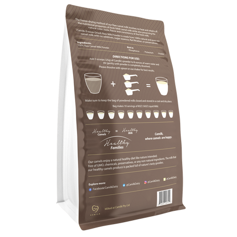 200g-Freeze Dried Raw Milk