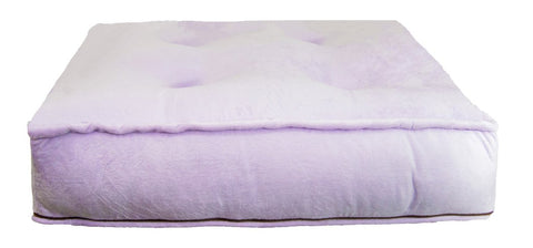 Sicilian Rectangle Bed-Lilac