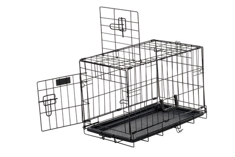 "22"" 2 Door Training Crate"
