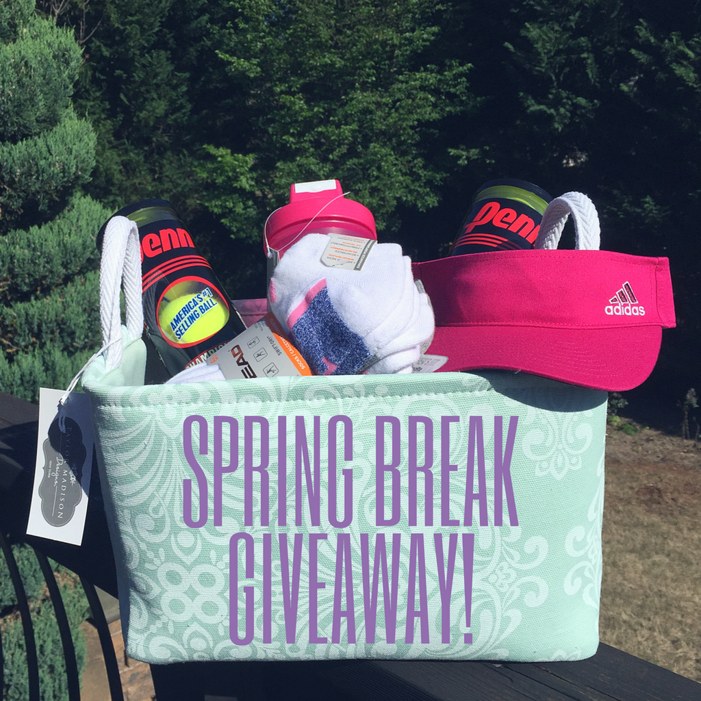 Ooops I Forgot Something Spring Break Giveaway!