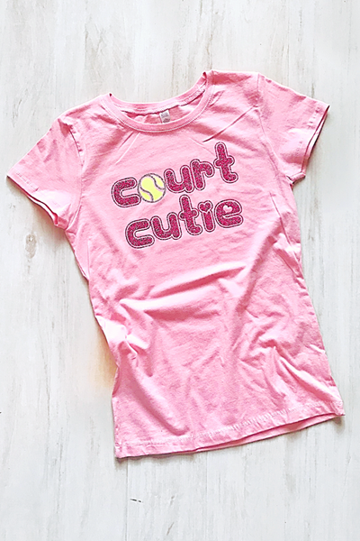 court cutie - 40 Luv Apparel