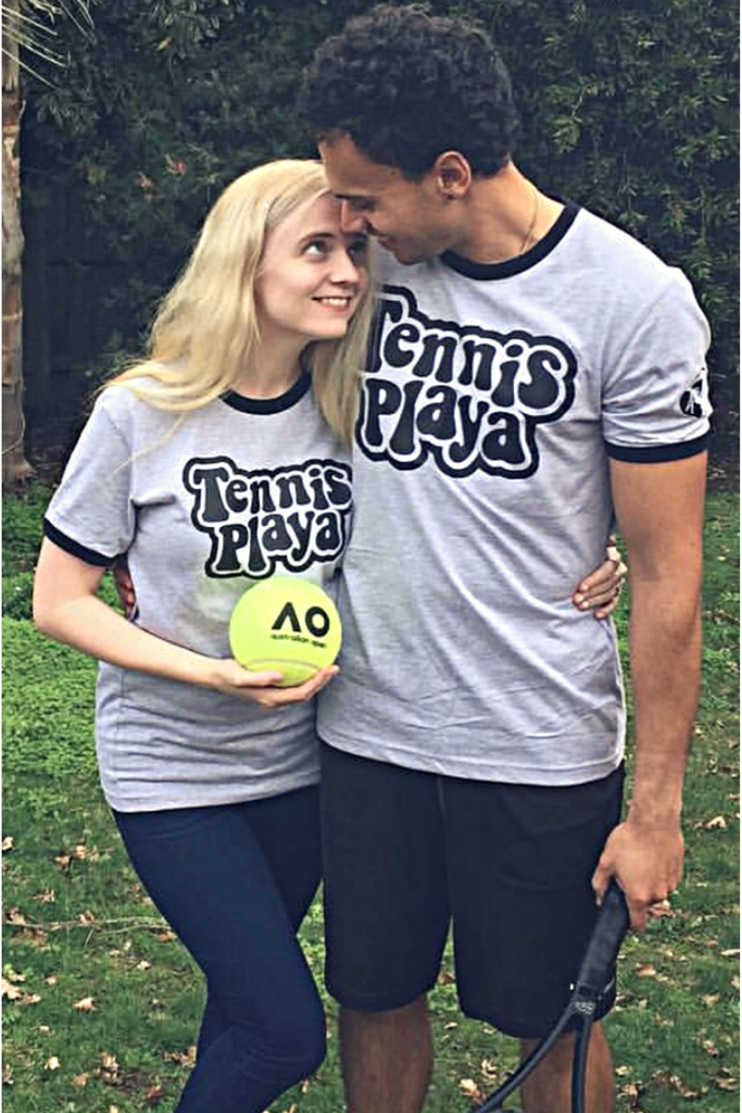 40 LUV Tennis Playa - ***Unisex Tee*** - 40 Luv Apparel