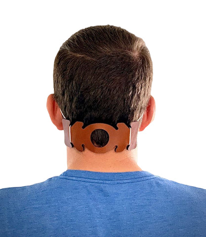 Pioneer Leather Ear Saver - 9 for 9