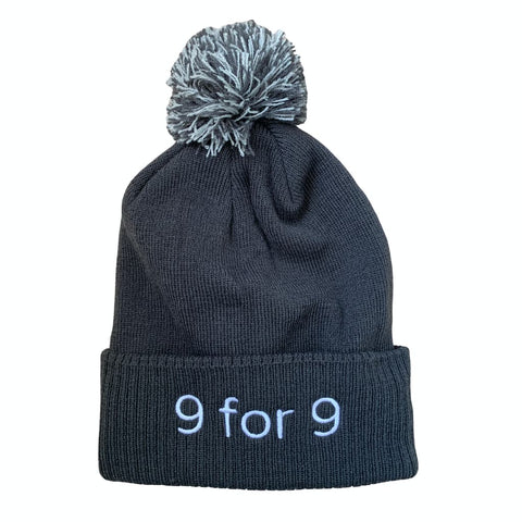 9 for 9 Beanie - 9 for 9