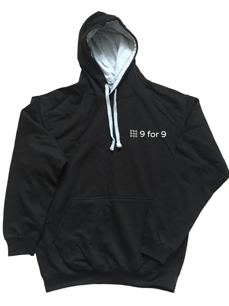9 for 9 Hoodie (Unisex) - 9 for 9