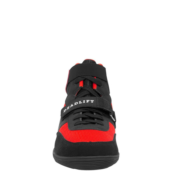 SABO Deadlift (Red/Black) - 9 for 9