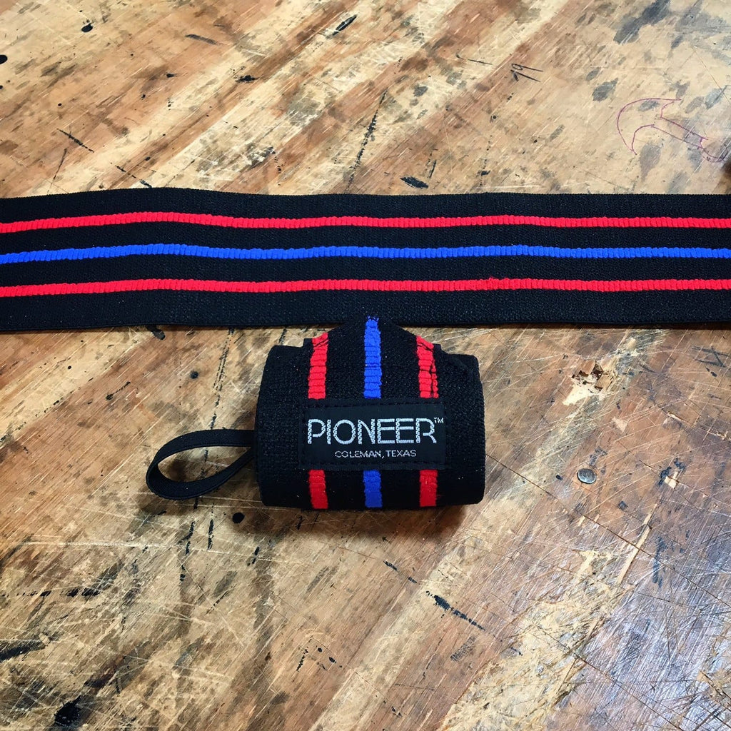 Pioneer Fitness Enforcer Wrist Wraps - 9 for 9