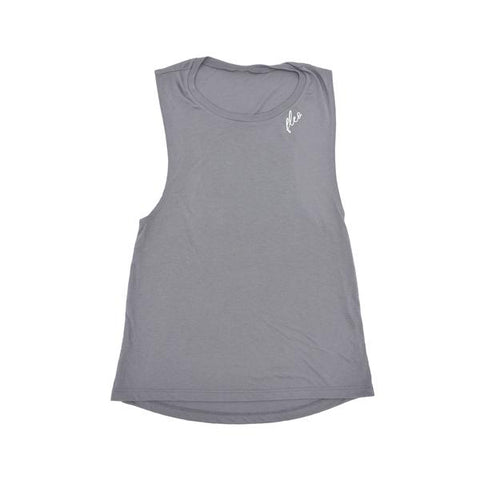 FLEO Muscle Tank - Storm - 9 for 9