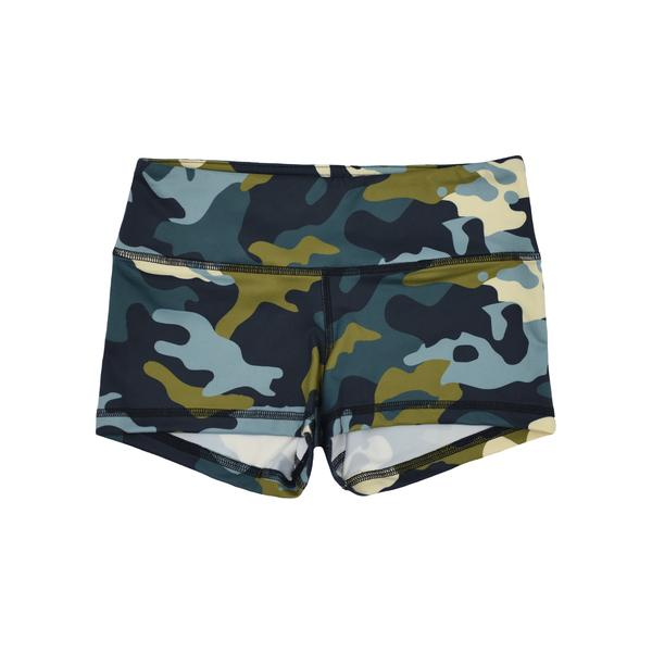 FLEO Alpine Olive Camo Shorts (Original) - 9 for 9