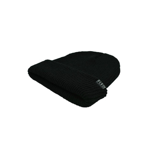 FLEO Beanie (Black) - 9 for 9