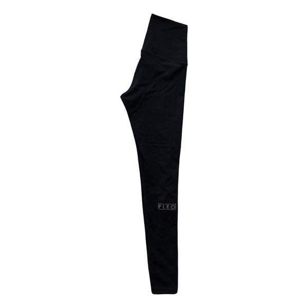"FLEO El Toro 28"" Black Leggings (Silky Silk) - 9 for 9"