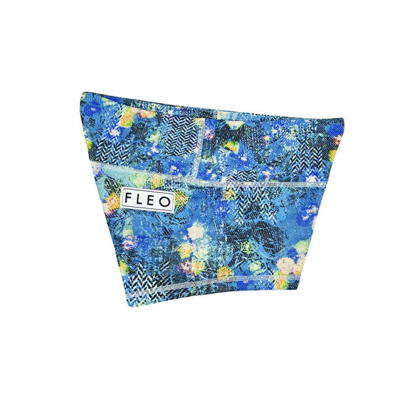 FLEO Bright Blue Flash Shorts (Original) - 9 for 9