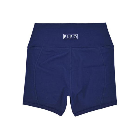 FLEO Classic Navy Shorts (True High Contour) - 9 for 9