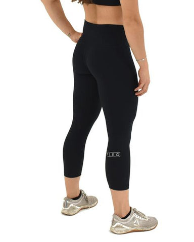 "FLEO El Toro 21"" Black Leggings (Romey) - 9 for 9"