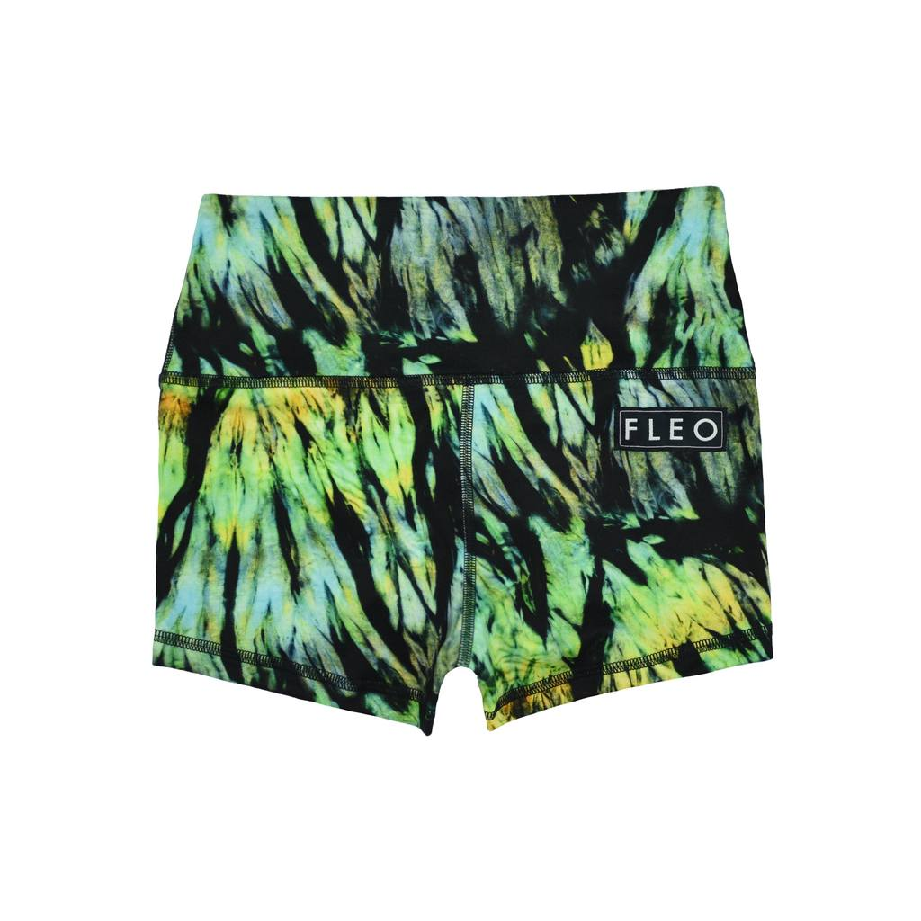 FLEO Feather Glow Shorts (High-rise Original) - 9 for 9