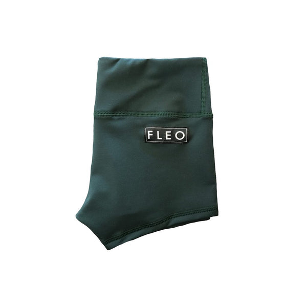 FLEO Forest Green Shorts (Original) - 9 for 9