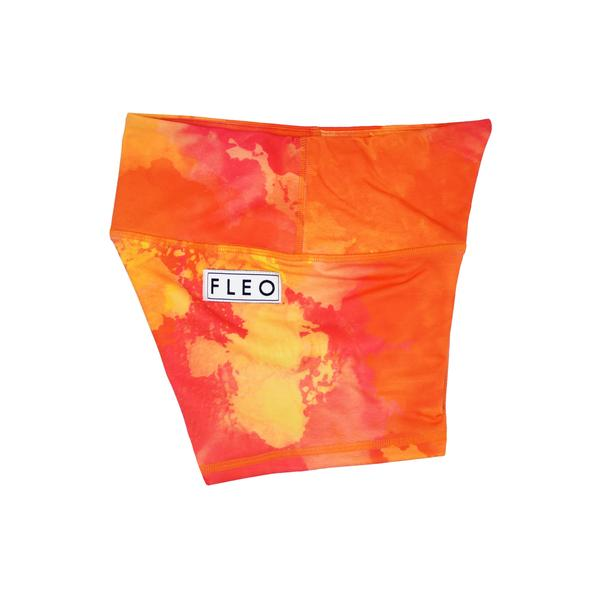 FLEO Mango Glow Shorts (Power High-rise) - 9 for 9