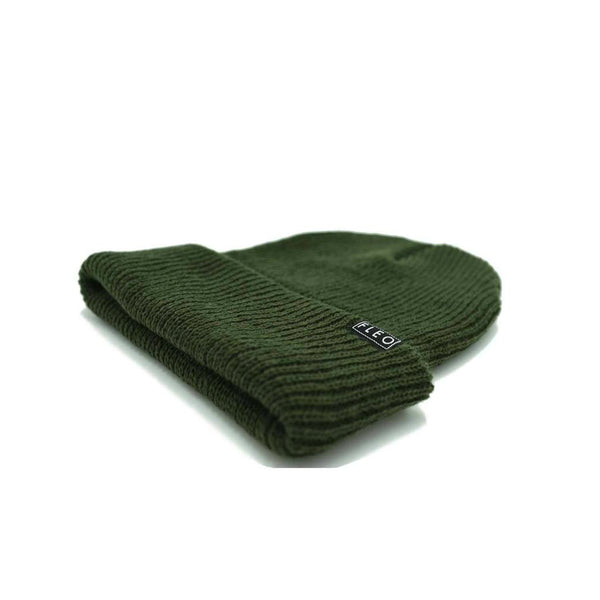FLEO Beanie (Olive Green) - 9 for 9