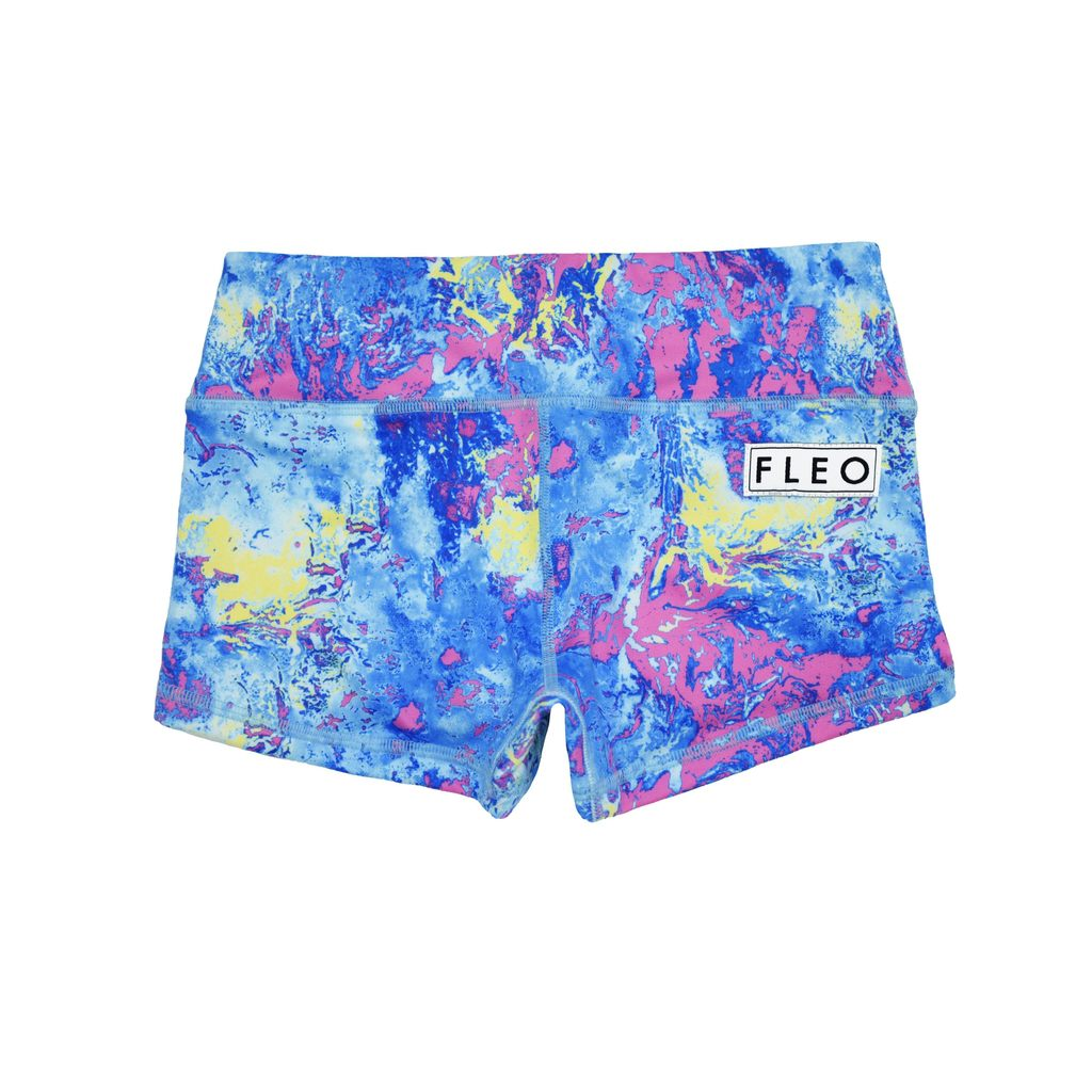 FLEO Pink Ocean Shorts (Original) - 9 for 9