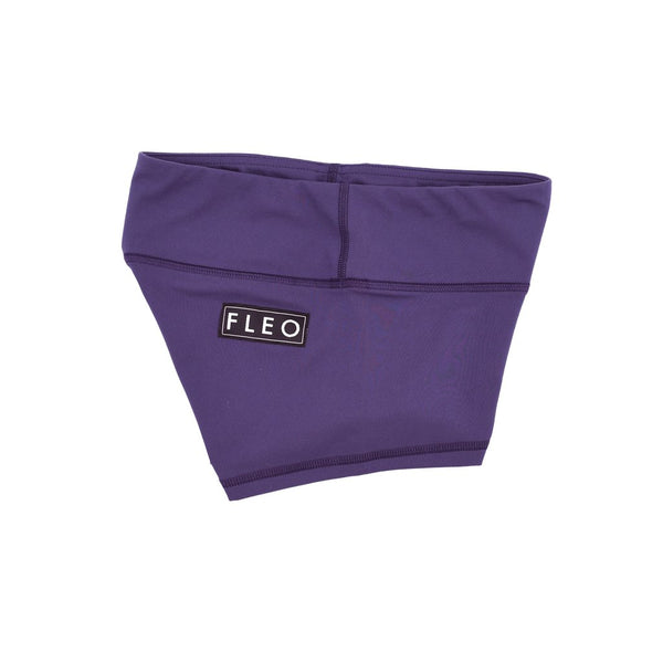 FLEO Purple Velvet Shorts (Original) - 9 for 9