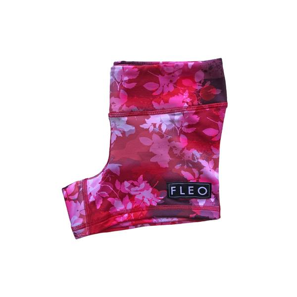 FLEO Rose Camo Shorts (3.25) - 9 for 9