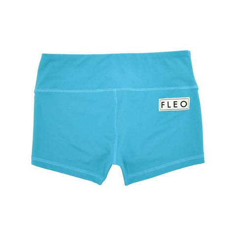 FLEO Scuba Blue x Katie Crewe Shorts (Original) - 9 for 9