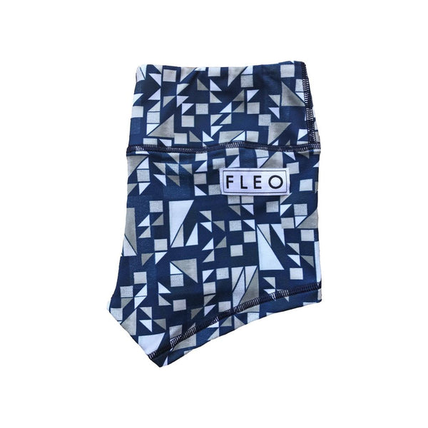FLEO Tech Triangle Shorts (Original) - 9 for 9