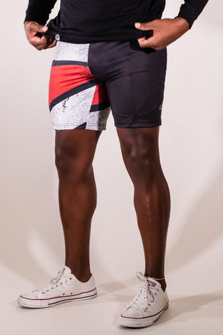 Feed Me Fight Me Men's Freedom Shorts - PRE-ORDER - 9 for 9