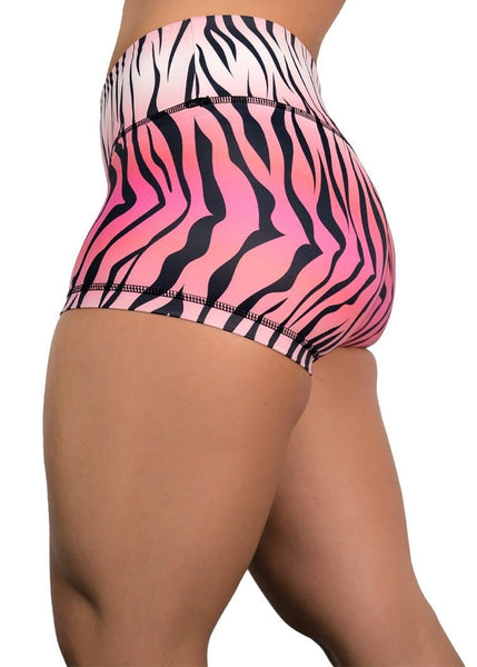 Feed Me Fight Me Women's Queen of the Jungle Shorts - 9 for 9