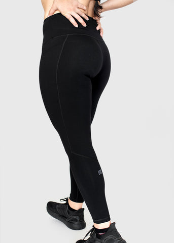 Feed Me Fight Me SAS High-Waisted Leggings (Black) - 9 for 9
