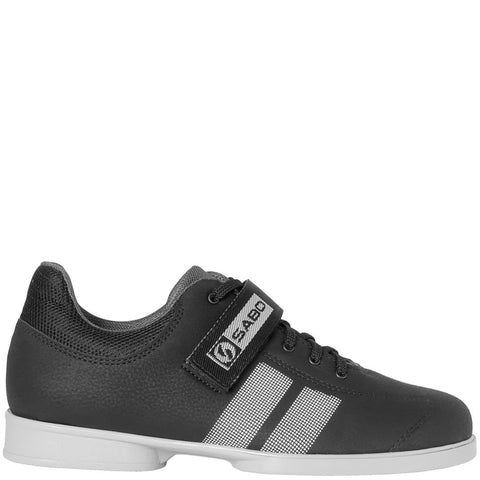 SABO Gym Black Weightlifting Shoe