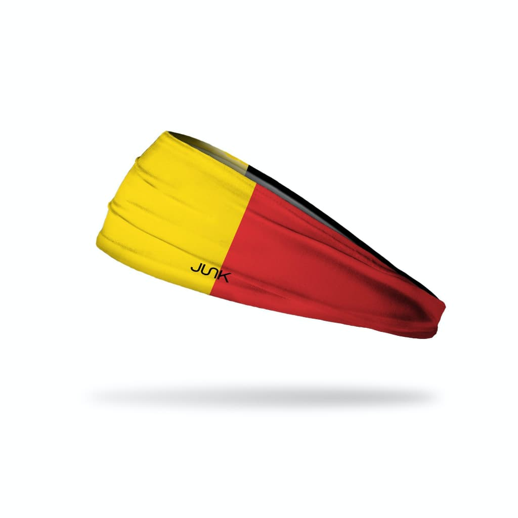 JUNK Belgium Flag Headband (Big Bang Lite) - 9 for 9