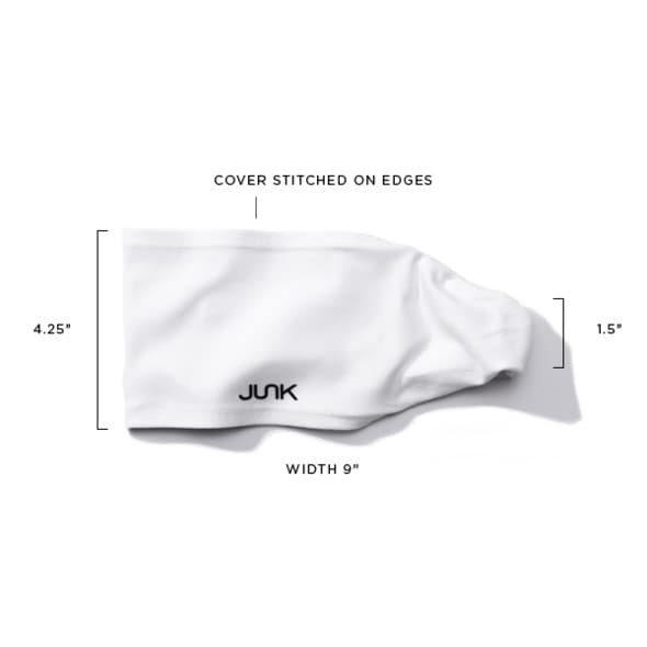 JUNK Grey Wolf Headband (Big Bang Lite) - 9 for 9