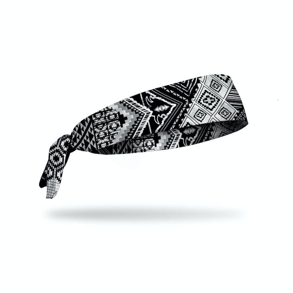 JUNK Apache Noir Headband (Flex Tie) - 9 for 9