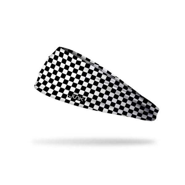 JUNK Checkered Headband (Big Bang Lite) - 9 for 9