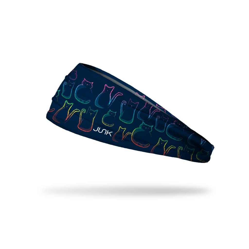 JUNK Colourful Kittens Headband (Big Bang Lite) - 9 for 9