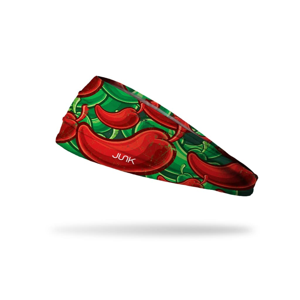 JUNK Death By Peppers Headband (Big Bang Lite) - 9 for 9