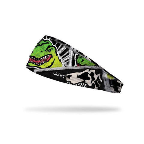 JUNK Dino-Mite Headband (Big Bang Lite) - 9 for 9