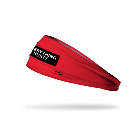 JUNK Everything Hurts Headband (Big Bang Lite) - 9 for 9