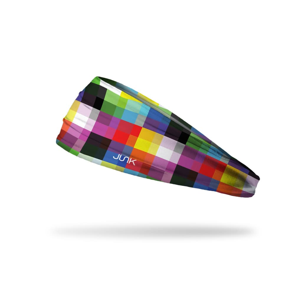 JUNK Pixel Pop Headband (Big Bang Lite) - 9 for 9