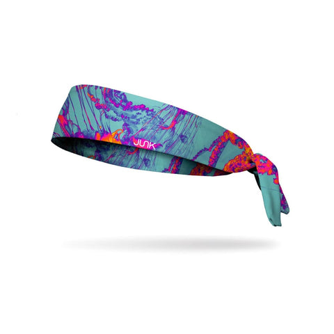 JUNK Psychedelic Smack Headband (Flex Tie) - 9 for 9