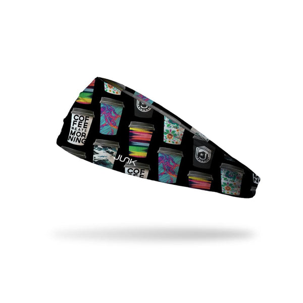 JUNK Team Café Headband (Big Bang Lite) - 9 for 9