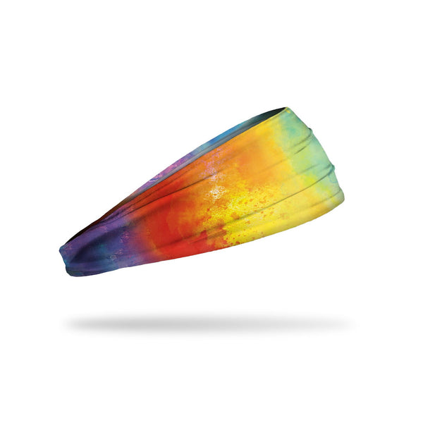JUNK Washed Out Rainbow Headband (Big Bang Lite) - 9 for 9