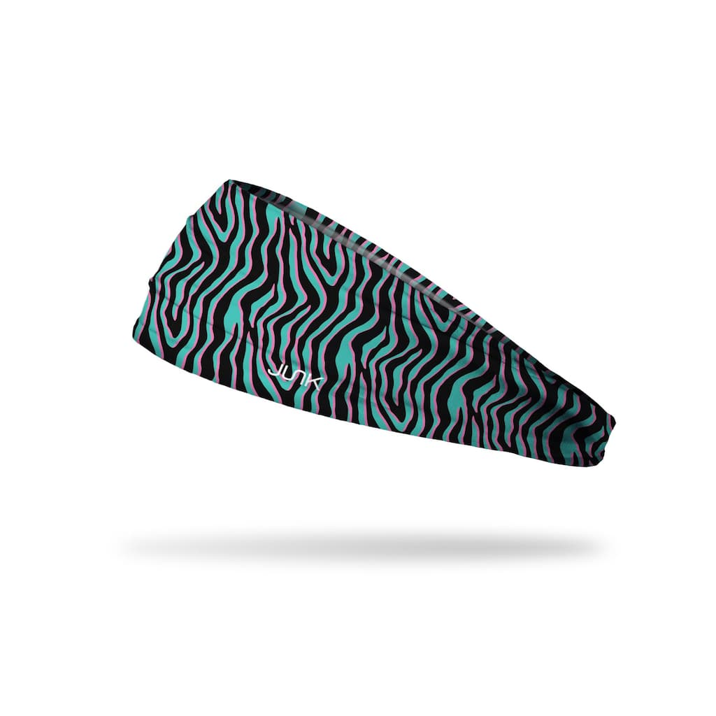 JUNK Zany Zebra Headband (Big Bang Lite) - 9 for 9