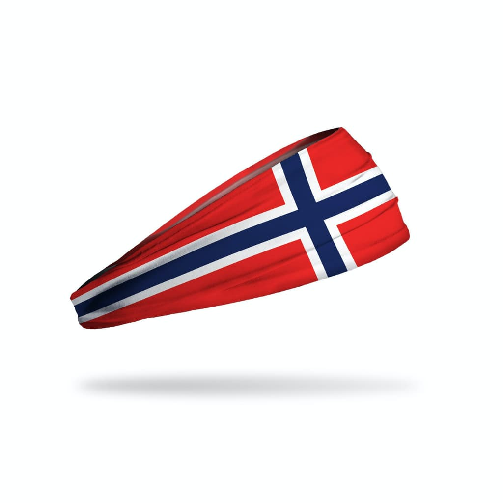JUNK Norway Flag Headband (Big Bang Lite) - 9 for 9